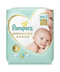 Pampers Premium Care 2(20 шт)